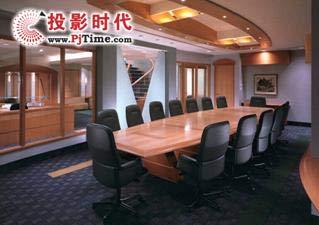 视频 会议室/3.2 中型专业视讯会议室