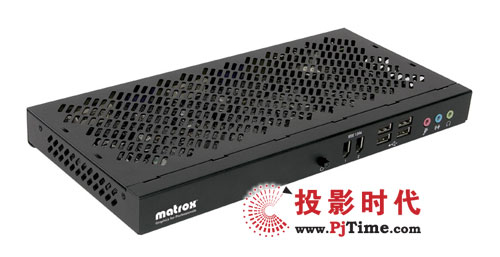 Matrox Extio 系列远程图形控制器
