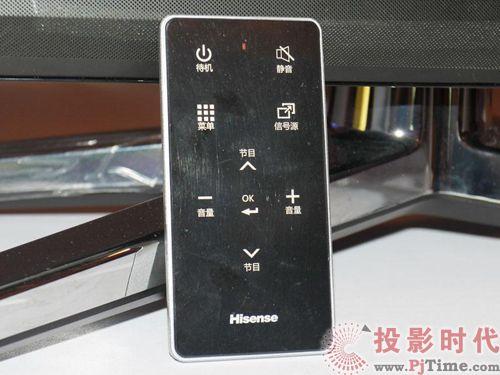 海信LED55XT68G3D普通超薄遥控器