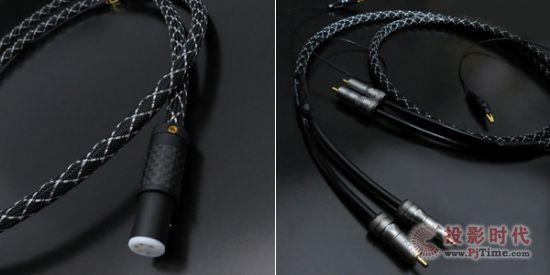 提供多种规格:1877 Phono Spirit唱臂线