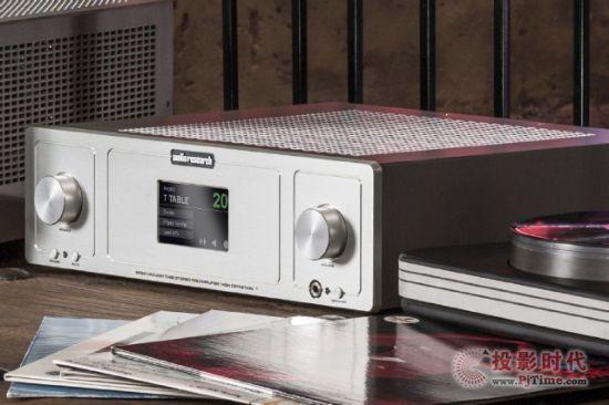 光耦速控 触屏设定:Audio Research SP20 电子管前级放大器