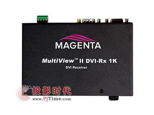 tvONE展示Magenta MultiView II DVI接收器