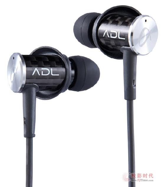 耳目一新的设计:ADL EH008耳道耳机