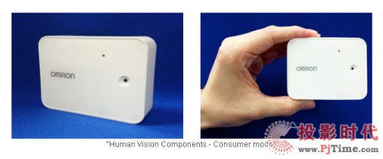 欧姆龙推出数字标牌智能识别模块