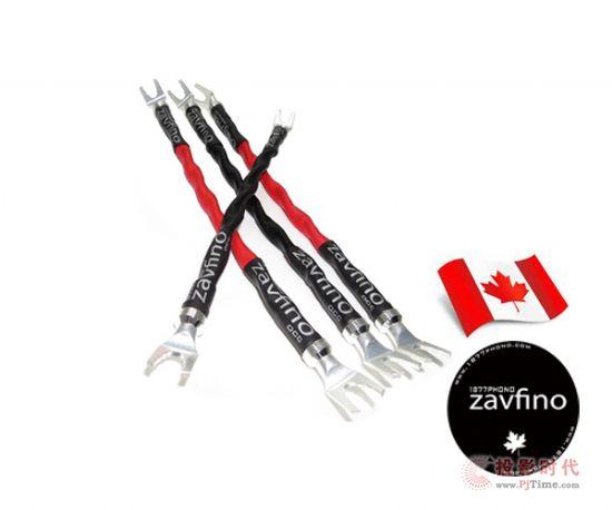 纯酿PC-OCC加持:Zavfino 1877 Phono Spade喇叭跳线