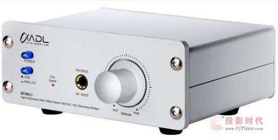 把黑胶变为24/192:ADL GT40α USB DAC耳扩