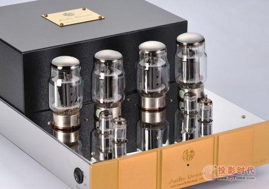 复古风情,奢华身段:Audio Dream PA-250 MK3真空管后级