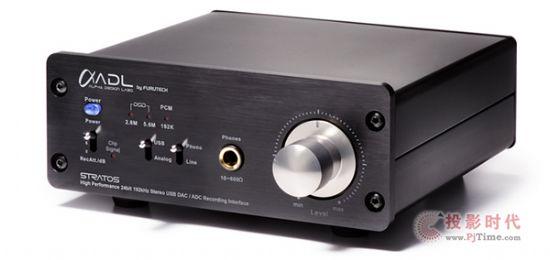 功能全面进化:ADL Stratos USB DAC耳扩