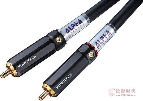 超深冷加全消磁双处理:ADL Alpha Line Plus讯号线