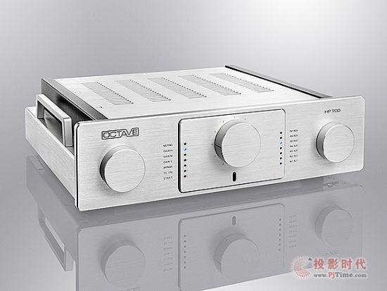 模组化更好玩:Octave HP700前级
