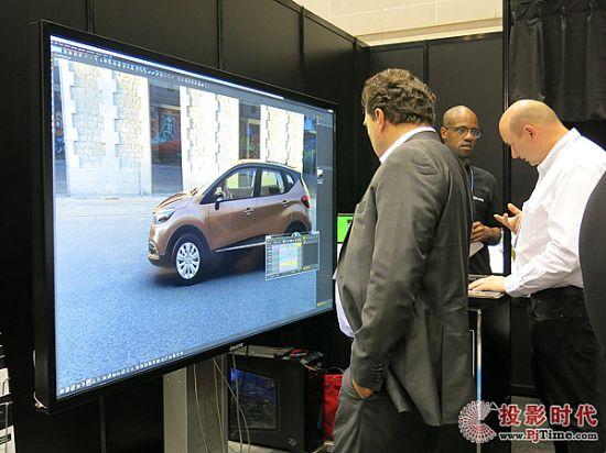 科视Christie携多项高级视觉技术亮相日本工业虚拟现实展