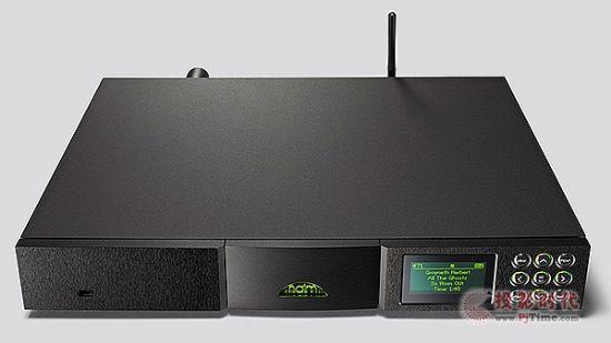 数字串流控制中心:Naim ND5 XS数字播放器