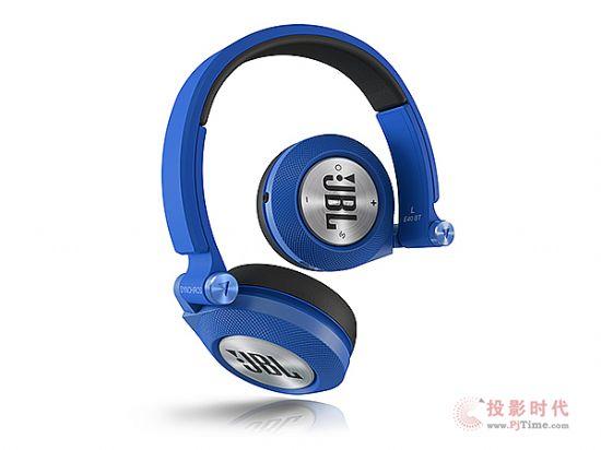无线分享音乐:JBL E40BT蓝牙耳罩耳机