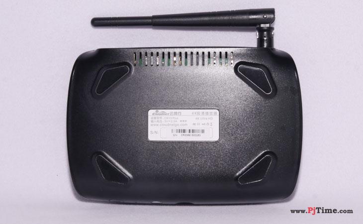 云网行CR13 Plus智能盒子试用_接口配置