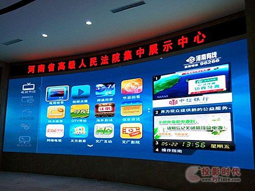 """LED显示屏市场:企业""""圈地""""热情高"""