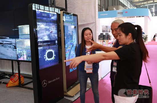 信颐SEEYOO闪耀2015上海国际灯光音响展