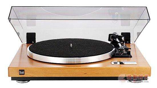 复古情怀的全自动盘:Dual CS-460 Wood黑胶唱盘