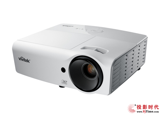 Vivitek(麗訊)MW1301F支持藍光3D等全格式3D顯示功能