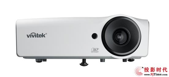 Vivitek(麗訊)MW1301F搭配半隱藏式1.1倍變焦鏡頭
