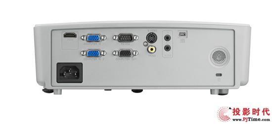 Vivitek(麗訊)MW1301F具備豐富的接口