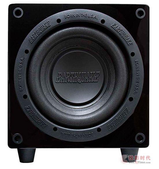 小到比篮球大一点:大地震Earthquake MiniMe FF8 Ver.2超低音