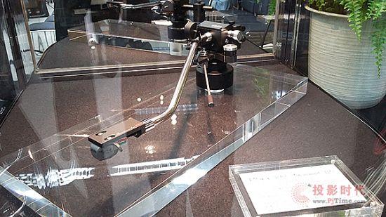 全世界第一支动静平衡两用臂:高度风Ortofon RSG 309唱臂