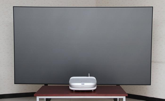 明基i910首测——幕布组装