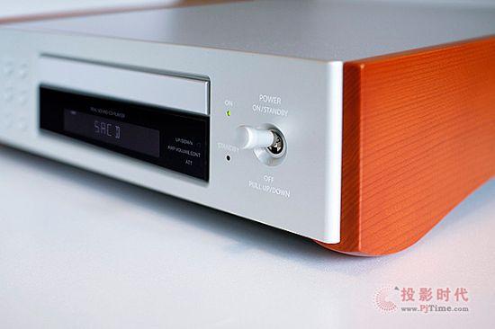 可读取DSD:日本SPEC RMP-888CD SACD/CD播放器