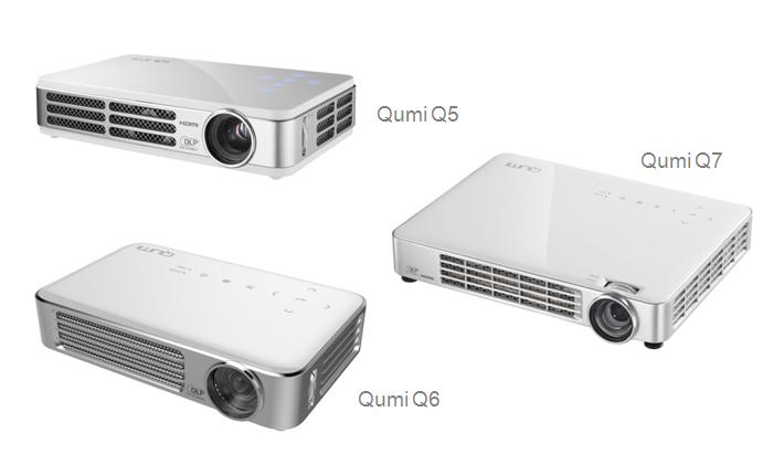 麗訊微投QUMIQ6首測——外觀