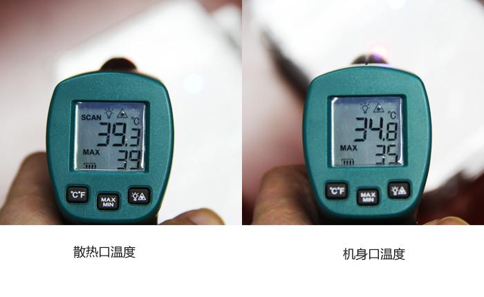 麗訊微投QUMI Q6首測——溫度