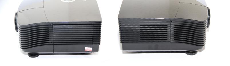 Vivitek(麗訊) H5095側面
