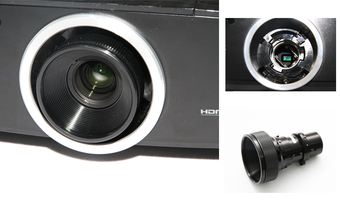 Vivitek(麗訊) H5095鏡頭