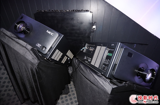 NEC PH1202HL+激光工程投影机灵活安装画质出彩