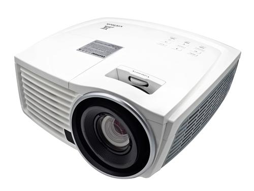 长沙HOMEPA床吧采用了Vivitek(丽讯)H1186家用投影机