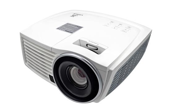 Vivitek(丽讯)H1186家用投影机在性能方面表现出色