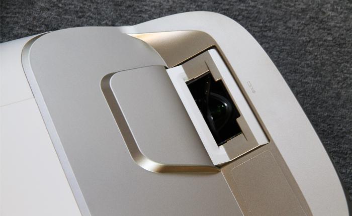 明基超投电视i920首测——外观