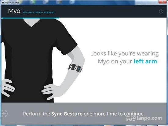 智能穿戴新玩意—MYO手势控制臂环 实测