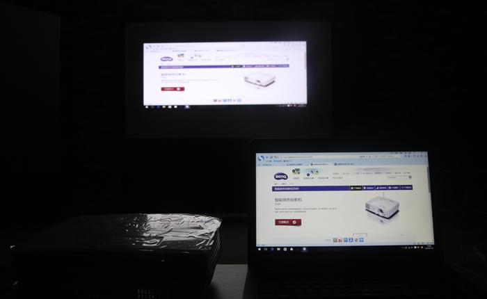 明基E500评测——智能体验