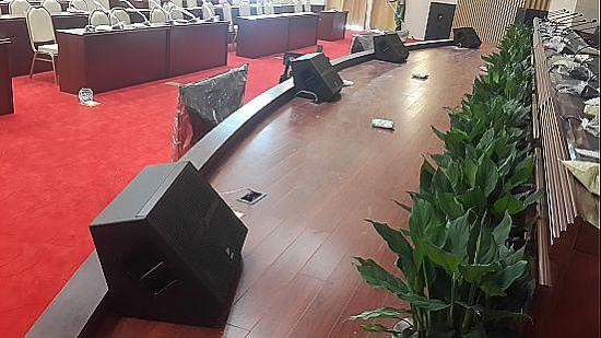 PEAVEY Versarray 线阵系统及Impulse系列产品助阵国网湖南省电力公司