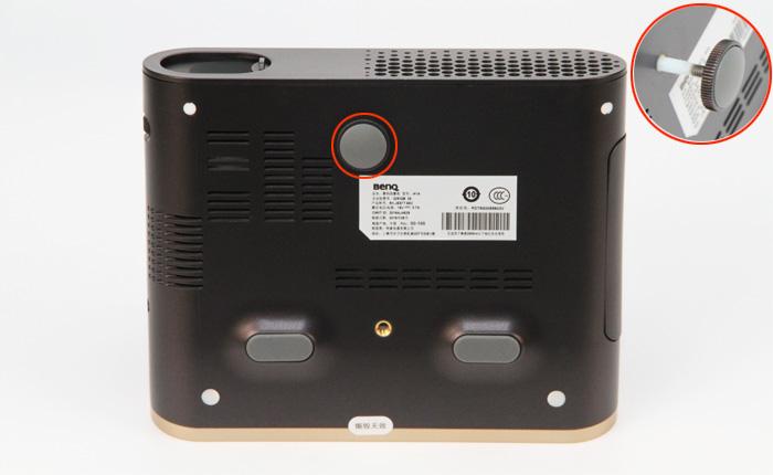 明基微投i41A评测——外观