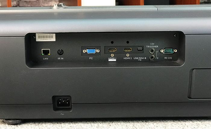 明基W11000接口