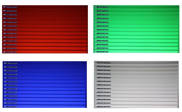 明基W11000评测——性能测试