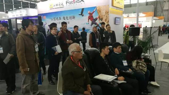 视美乐精彩亮相2016 NAB Show Shanghai