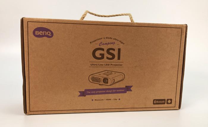 明基GS1首测——外观
