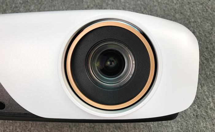 奥图码ZH33镜头