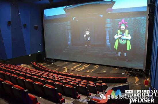 巨幕时代,RGB三色纯激光光源将成为影院标配