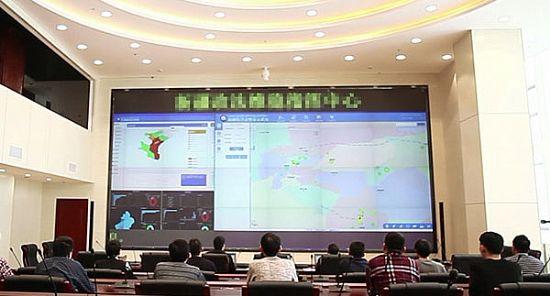 MCS云拼接用于新疆某大数据信息平台