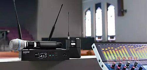 舒尔无线系统与YAMAHA调音台高度集成 扩展全新功能!