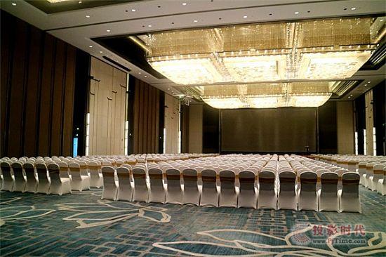 哈曼为合肥万达文华酒店打造全新音视系统解决方案