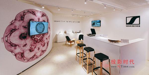 巴塞尔艺术展香港展会-Sennheiser为您呈献声音艺术的未来
